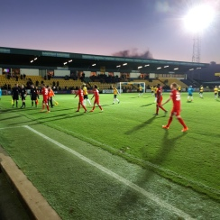 Leyton Orient 25th Nov