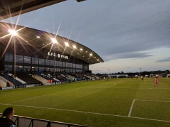 AFC Fylde 18th Nov
