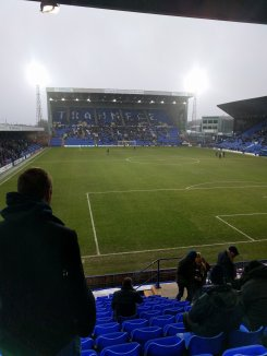 Tranmere 9th Dec