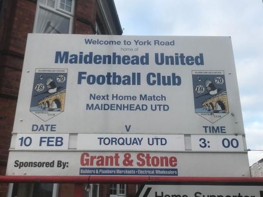 Maidenhead TU1