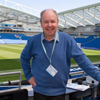 Kev at the Amex
