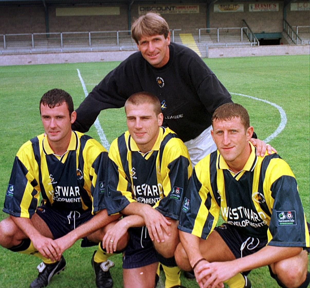 Gibbs, Gurney, Robinson and Hodges