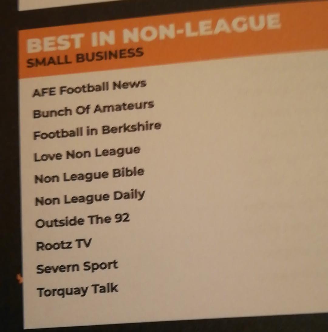TT award list